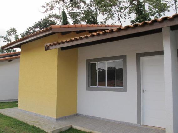 Casa Com 2 Dorm À Venda, 58 M² Por R$ 180.000 - Bahamas - Vargem Grande Paulista/sp - Ca4075