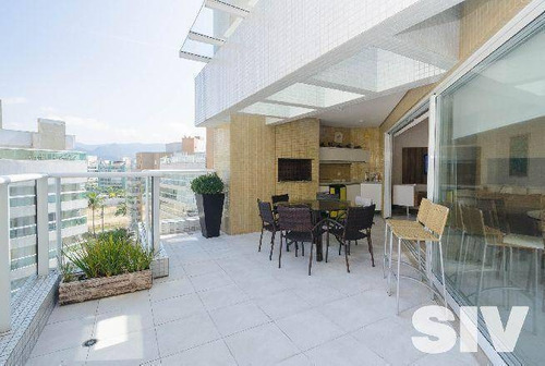 Imagem 1 de 30 de Cobertura Com 5 Dormitórios À Venda, 260 M² Por R$ 4.500.000,00 - Riviera - Módulo 7 - Bertioga/sp - Co0082