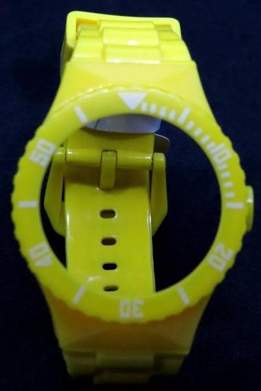 Pulseira Relógio Champion Troca Pulseiras Avulsas Coloridas