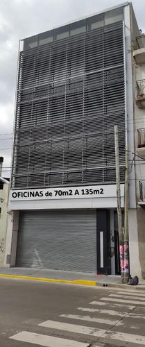 Alquiler 3 Oficinas De 70m2 Con Opción A 135m2 - Ramos Mejía