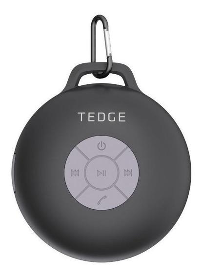 Caixa de som Tedge CS3WTEDGE portátil sem fio Preto