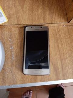 Celular Moto G5 32gb Dourado