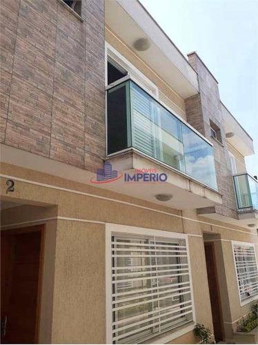 Imagem 1 de 26 de Casa De Condomínio Com 3 Dorms, Vila Nivi, São Paulo - R$ 530 Mil, Cod: 7404 - V7404