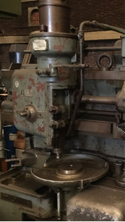 Talladora De Engranajes Lorenz Sj7