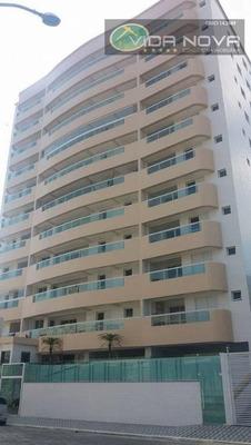 Apartamento Com 2 Dormitórios À Venda, 68 M² Por R$ 250.000 - Canto Do Forte - Praia Grande/sp - Ap2922