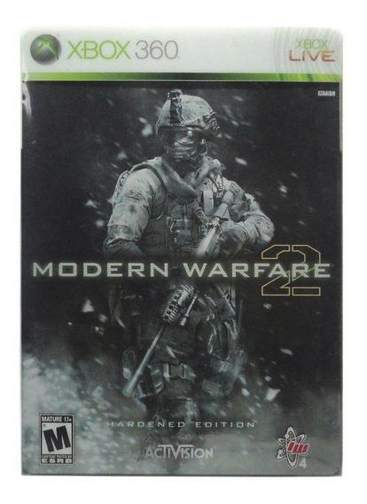 Call Of Duty Modern Warfare 2 Hardened Edition Xbox 360