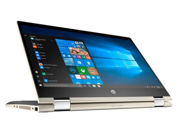 Notebook Hp Pavilion X360 Pentium 4gb 500gb Hdmi Windows 10 Cuotas Tienda Oficial Hp