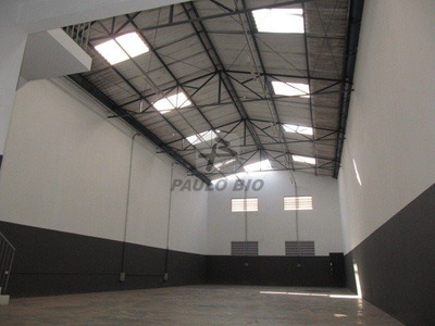 Galpao Industrial - Utinga - Ref: 6507 - L-6507