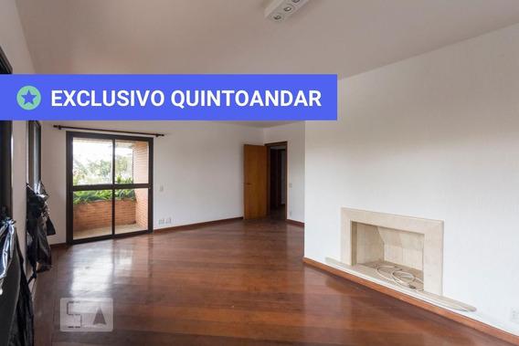 Apartamento No 4º Andar Com 3 Dormitórios E 3 Garagens - Id: 892987764 - 287764