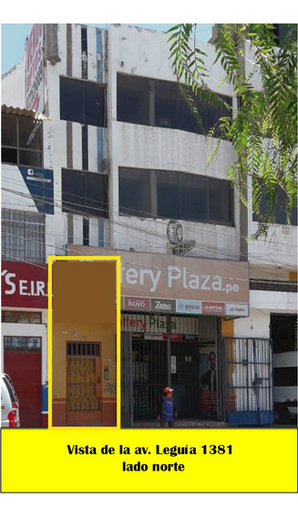Vendo Edificio En Chiclayo - Ideal Para Adecuarlo A Hostal