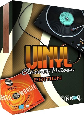 Library Kontakt (vinyl Classics Motown Edition)