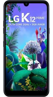 LG K12 Prime 64gb Usado Seminovo Preto Muito Bom