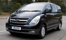 Alquiler De Mini Van H-1, Hyundai, Con Chofer Bilingue