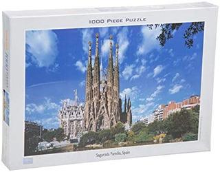 Puzzle Sagrada Familia España - 1000 Piezas Jigsaw Tomax