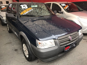 Fiat Uno 1.0 Way Flex 4p