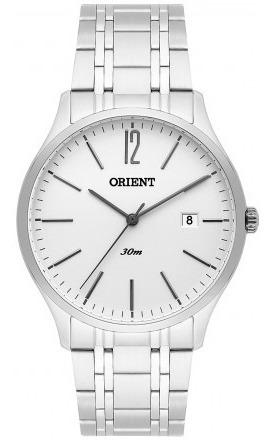 Relógio Orient Mbss1310 S2sx Prata Original