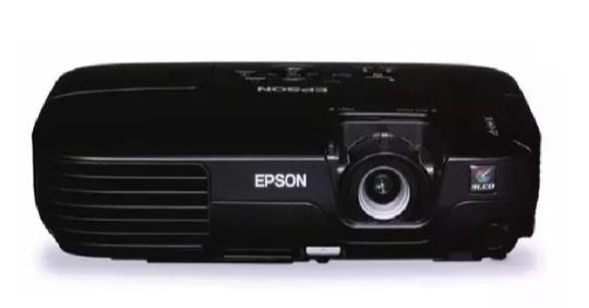 Projetor Epson S10+ (acompanha Bolsas, Cabo De Força E Rgb E