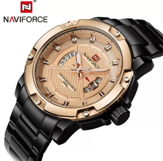 Relógio Naviforce Masculino Com Nota Fiscal