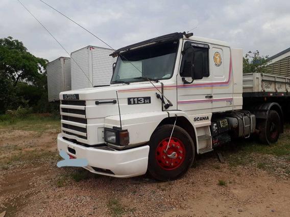 Scania T113 4x2 320 Todo Original!!! Aceita Troca!!!!