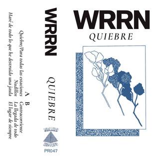 Wrrn - Quiebre (cassette)