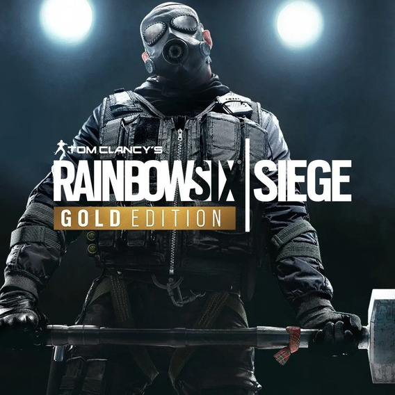 Rainbow Six Siege - Mídia Digital - Pc + Brinde