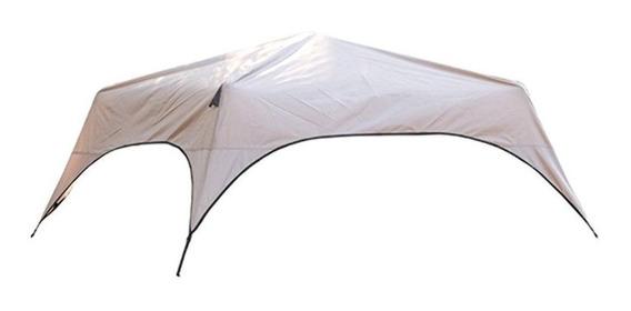 Techo Cobertor De Lluvia Carpa Coleman 4 Personas De Camping
