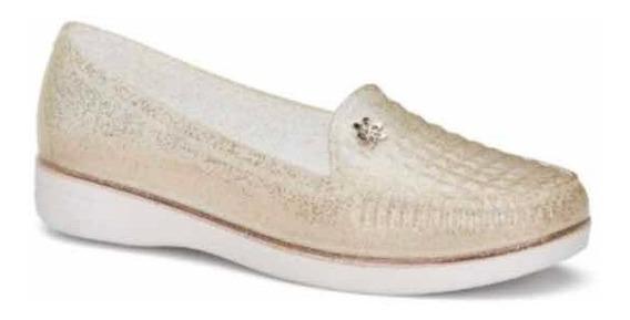 Zapato Dama Estilo Loafer Súper Cómodos Resistentes Al Agua