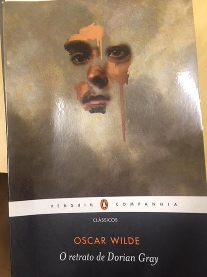 Livro Oscar Wilde- O Retrato De Dorian Gray Frete Grátis