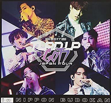 Got7 Got7 Japan Tour 2017 Turn Up In Nippon Budokan 2 Blu-ra