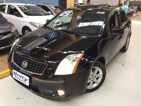 Nissan Sentra 2.0 Sl Flex Automatico + Teto Solar