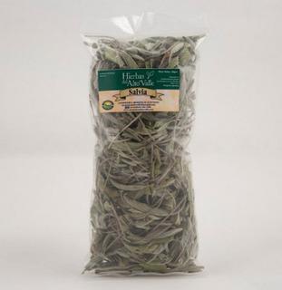 Salvia 25 Grs. - Hierbas Medicinales. Alto Valle.