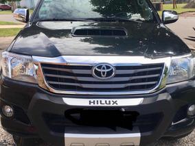 Toyota Hilux 3.0 Cd Srv Cuero I 171cv 4x4 4at 2012