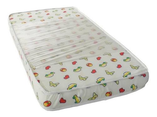 Imagen 1 de 4 de Colchón Arcoiris Babyfloat® Infantil 100x70x12 Jmt