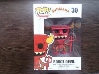 Funko Pop Robot Devil