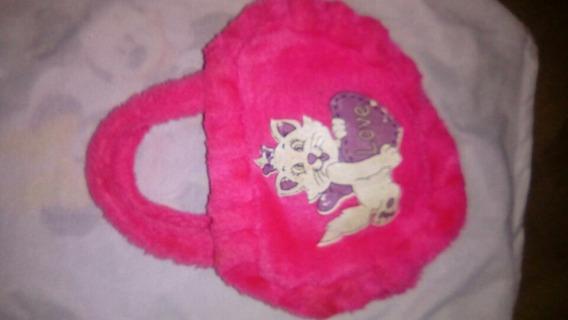 Bolsa Rosa Infantil,(pequena)