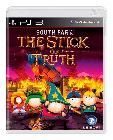 South Park The Stick Of Truth Ps3 Mídia Física