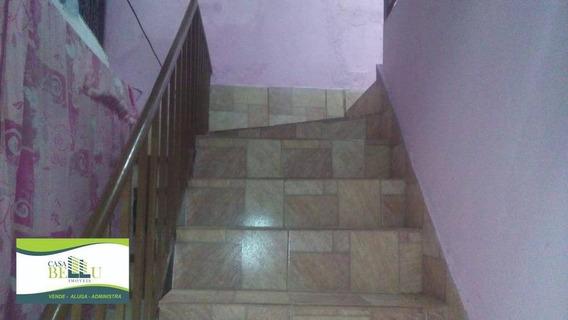 Casa Com 3 Dormitórios À Venda, 125 M² Por R$ 420.000 - Jardim Dos Eucaliptos - Caieiras/sp - Ca0506