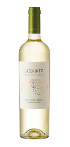 Imagen 1 de 3 de Vino Blanco Laberinto Sauvignon Cava Quintanilla 750ml