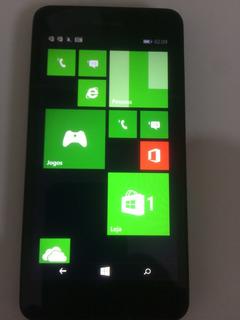 Celular Nokia Lumia 630 Dual Chip-(sem Tampa Traseira)