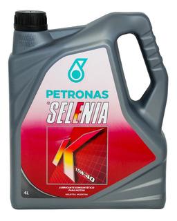 Aceite Selenia K 15w40 Fiat Uno 1.3 4l