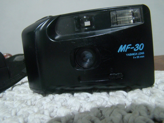 Câmera Fotográfica Yashica Mf30