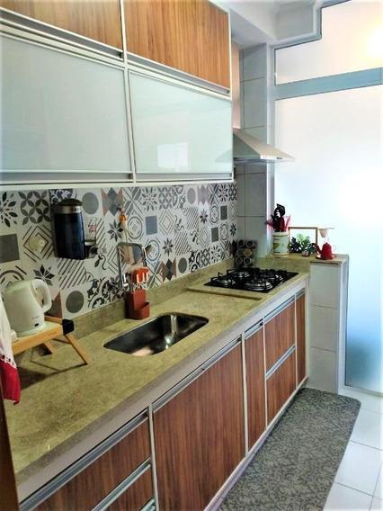 Apartamento Em Jardim Oriente, São José Dos Campos/sp De 55m² 2 Quartos À Venda Por R$ 260.000,00 - Ap492765