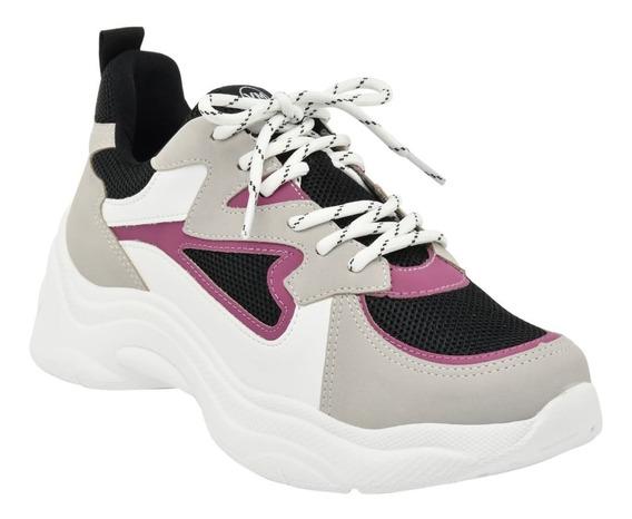 Tênis Chunky Sneaker Via Marte Feminino Lançamento