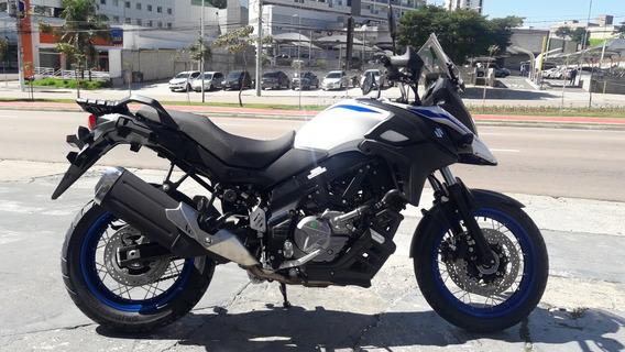 Suzuki V Strom 650 Xt 2020 Okm Abs - Controle De Tração