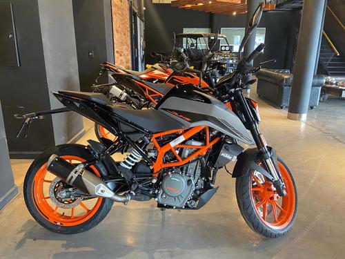 Duke 390 Gris/blanco Entrega Inmediata - Gs Motorcycle