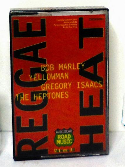 K7 Fita Road Music Reggae Heat Vol 13 (1997) Fita Cassette