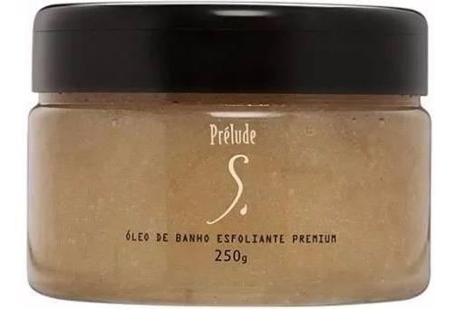 Eudora Prélude S. Óleo De Banho Esfoliante Premium 250g