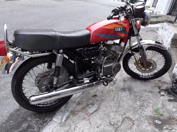 Yamaha Rx-115