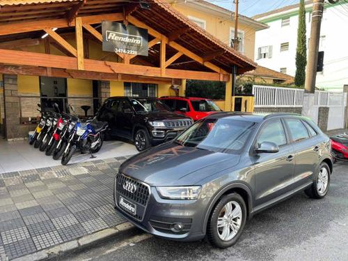 Imagem 1 de 10 de Audi Q3 Ambiente 2.0 Turbo Quatro Blindado Tr Moto E Carro