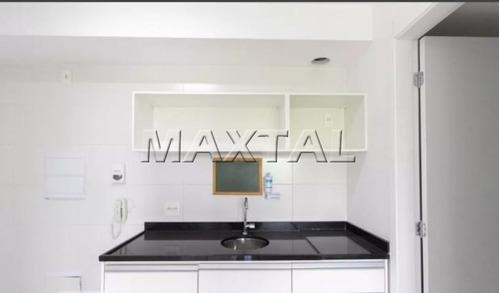 Imagem 1 de 15 de Studio  Em Santana Com 1 Dormitório Semi Mobiliado  - Mi85272